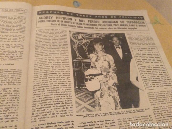 Coleccionismo de Revista Hola: ANTIGUA REVISTA HOLA Nº 1202 AÑO 1967 EL MANAGER DE LOS BEATLES MUERTO, MIA FARROW, ROMINA POWER - Foto 5 - 174395540