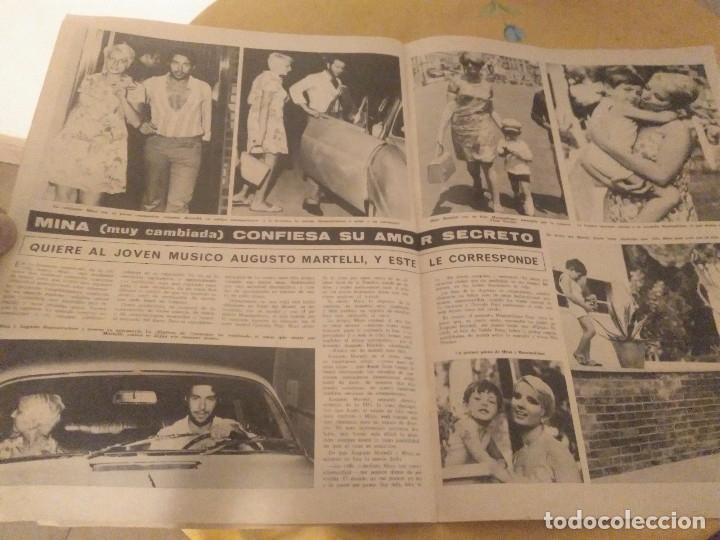 Coleccionismo de Revista Hola: ANTIGUA REVISTA HOLA Nº 1202 AÑO 1967 EL MANAGER DE LOS BEATLES MUERTO, MIA FARROW, ROMINA POWER - Foto 6 - 174395540