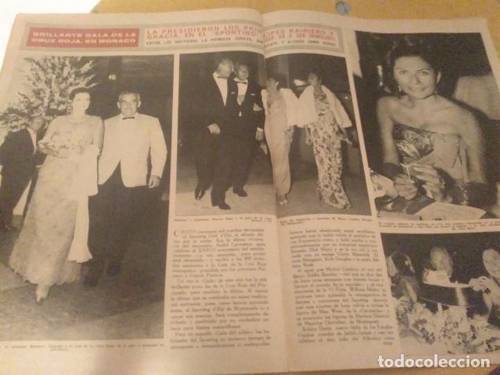 Coleccionismo de Revista Hola: ANTIGUA REVISTA HOLA Nº 1202 AÑO 1967 EL MANAGER DE LOS BEATLES MUERTO, MIA FARROW, ROMINA POWER - Foto 7 - 174395540
