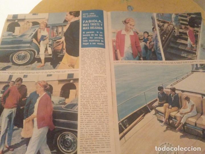 Coleccionismo de Revista Hola: ANTIGUA REVISTA HOLA Nº 1202 AÑO 1967 EL MANAGER DE LOS BEATLES MUERTO, MIA FARROW, ROMINA POWER - Foto 8 - 174395540