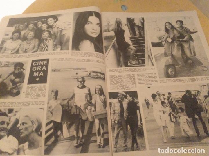 Coleccionismo de Revista Hola: ANTIGUA REVISTA HOLA Nº 1202 AÑO 1967 EL MANAGER DE LOS BEATLES MUERTO, MIA FARROW, ROMINA POWER - Foto 9 - 174395540