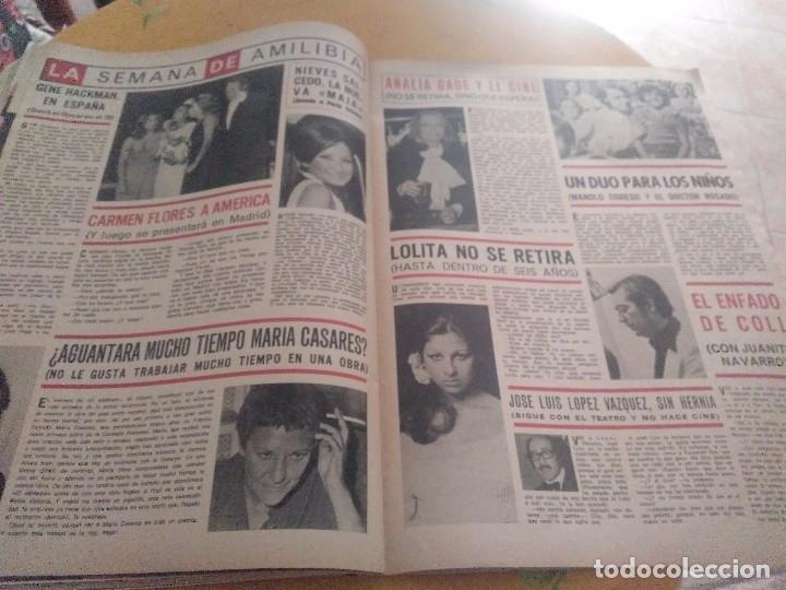 Coleccionismo de Revista Hola: ANTIGUA REVISTA HOLA Nº 1676 AÑO 1976 CARLOS DE INGLATERRA , LOLA FLORES , RAPHAEL , LOLITA - Foto 4 - 174405409