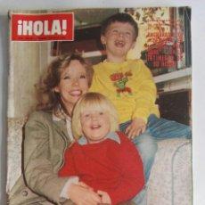 Coleccionismo de Revista Hola: REVISTA HOLA! N° 1840 DICIEMBRE 1979 MARÍA JIMÉNEZ. Lote 174420683