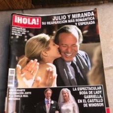 Coleccionismo de Revista Hola: REVISTA HOLA MAYO 2019. Lote 175884327