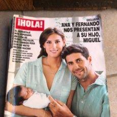Coleccionismo de Revista Hola: REVISTA HOLA. ABRIL 2019. Lote 175884378