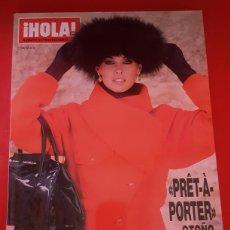 Coleccionismo de Revista Hola: REVISTA HOLA. PRET A PORTER. OTOÑO INVIERNO 2008 2009. Lote 176074955