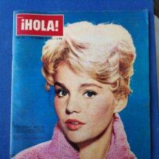 Coleccionismo de Revista Hola: REVISTA HOLA- TUESDAY WELD- N°953, 1 DICIEMBRE 1962.. Lote 177412018