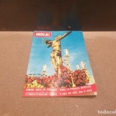 Coleccionismo de Revista Hola: REVISTAS....REVISTA HOLA....1967.......NUMERO 1177......... Lote 179948438