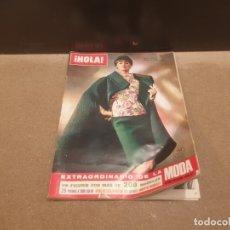 Coleccionismo de Revista Hola: REVISTAS....REVISTA HOLA...1966......NUMERO 1150...... Lote 179950710