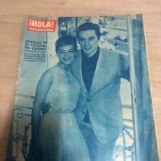 Coleccionismo de Revista Hola: HOLA. Lote 181110476