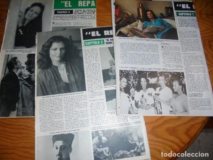 RECORTE : MEMORIAS DE SEAN C. DEREK ( HIJA DE JOHN DEREK ) CAP. 1, 2 Y 4. URSULA ANDRESS. HOLA. () (Coleccionismo - Revistas y Periódicos Modernos (a partir de 1.940) - Revista Hola)