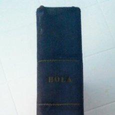 Coleccionismo de Revista Hola: TOMO EDITADO DE REVISTA HOLA AÑO 1.963. Lote 181966198