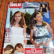 Coleccionismo de Revista Hola: REVISTA HOLA N 3758 2016. Lote 182121765