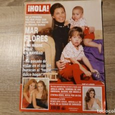 Coleccionismo de Revista Hola: MAR FLORES , PENELOPE CRUZ ETC..HOLA 3257. Lote 182403178