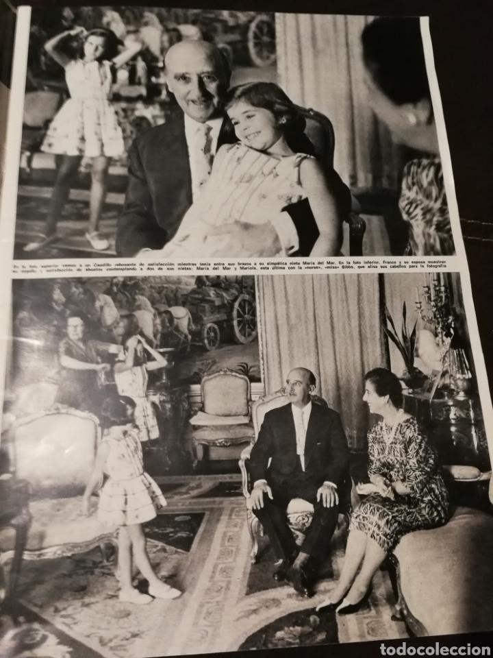 Coleccionismo de Revista Hola: REVISTA HOLA FRANCO HA MUERTO - Foto 2 - 182549766