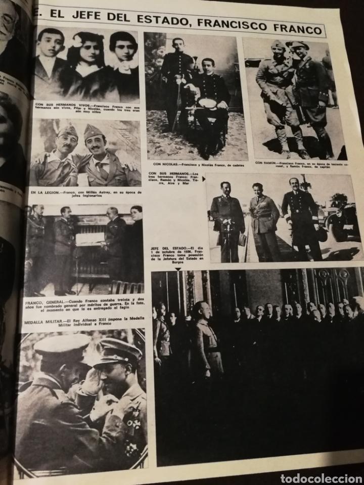 Coleccionismo de Revista Hola: REVISTA HOLA FRANCO HA MUERTO - Foto 4 - 182549766
