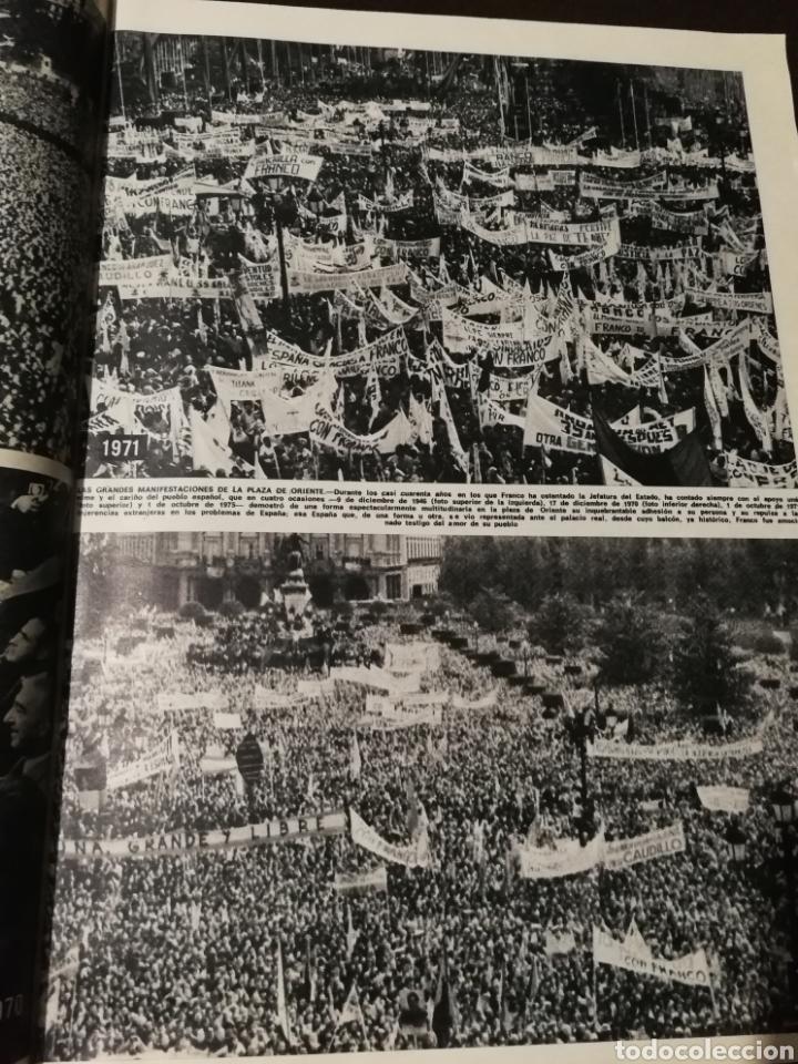 Coleccionismo de Revista Hola: REVISTA HOLA FRANCO HA MUERTO - Foto 5 - 182549766