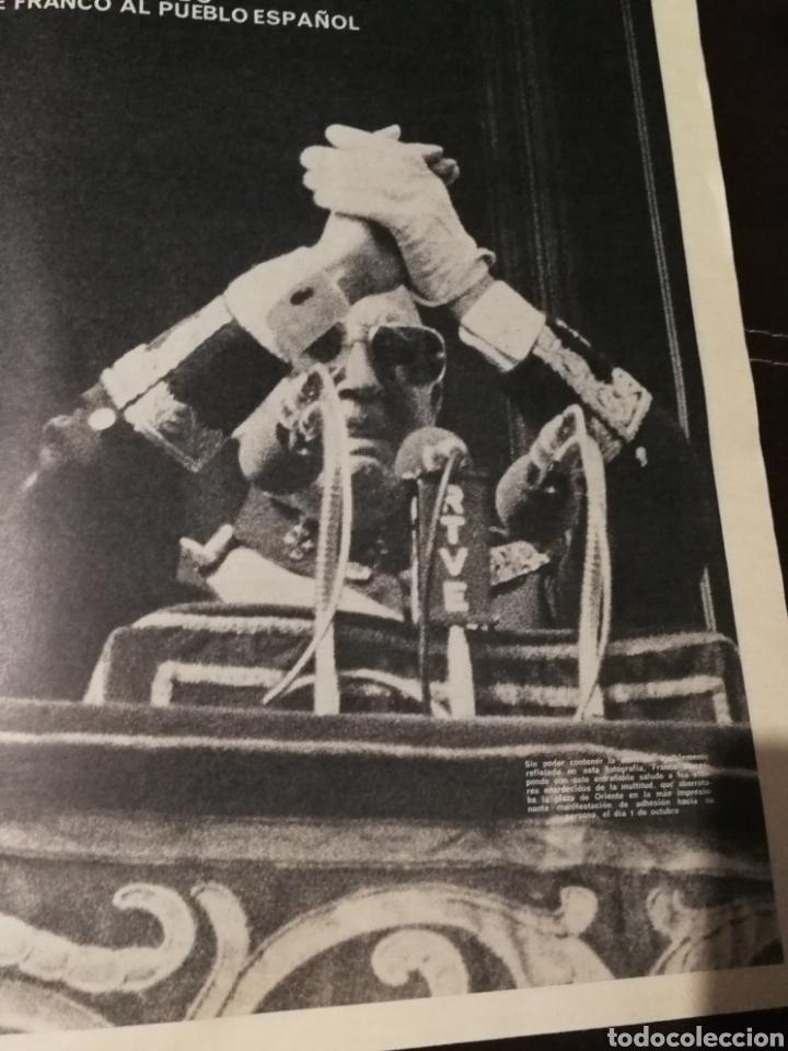 Coleccionismo de Revista Hola: REVISTA HOLA FRANCO HA MUERTO - Foto 6 - 182549766