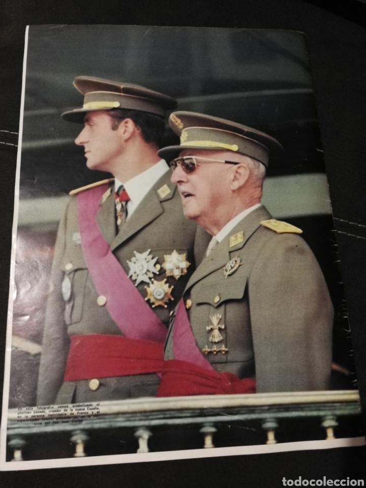Coleccionismo de Revista Hola: REVISTA HOLA FRANCO HA MUERTO - Foto 8 - 182549766