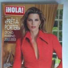 Coleccionismo de Revista Hola: HOLA NUMERO ESPECIAL PRET A PORTER OTOÑO-INVIERNO 2002-2003. Lote 182683065