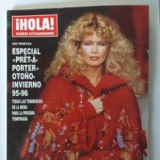 Coleccionismo de Revista Hola: HOLA NUMERO ESPECIAL PRET A PORTER OTOÑO-INVIERNO 95-96. Lote 183413721