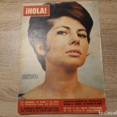 Coleccionismo de Revista Hola: HOLA 1069,FEBRERO 1965.SORAYA.BALDUINO FABIOLA.ETC... Lote 184655695
