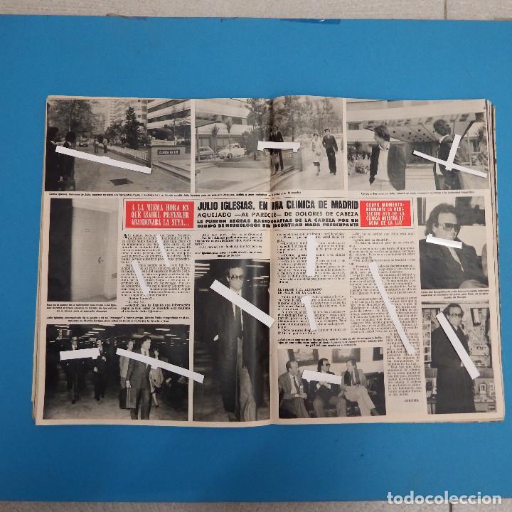 Coleccionismo de Revista Hola: REVISTA HOLA - 1981 - ISABEL PREYSLER - TAMARA - CARLOS FALCO - JULIO IGLESIAS - GRIÑON - KENNEDY - Foto 7 - 37683005