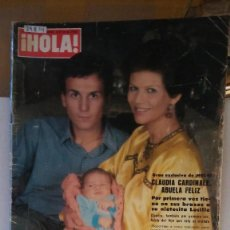 Coleccionismo de Revista Hola: 29814 - REVISTA HOLA - Nº ? - EN PORTADA CLAUDIA CARDINALE. Lote 189164520
