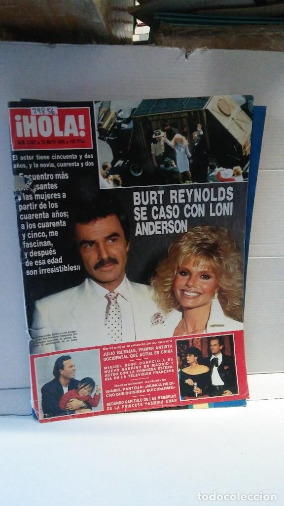 29856 - REVISTA HOLA - Nº 3282 - EN PORTADA BURT REYNOLS Y LONI ANDERSON (Coleccionismo - Revistas y Periódicos Modernos (a partir de 1.940) - Revista Hola)
