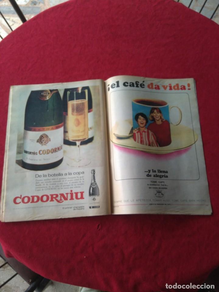 Coleccionismo de Revista Hola: REVISTA HOLA N° 1164 DICIEMBRE DE 1966 EXTRAORDINARIO DE NAVIDAD. - Foto 3 - 191484030
