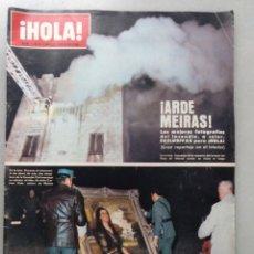 Coleccionismo de Revista Hola: REVISTA HOLA NUM 1749 4 MARZO 1978. Lote 191984151