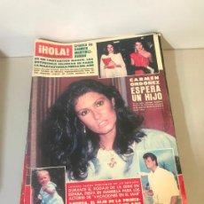 Coleccionismo de Revista Hola: ANTIGUA REVISTA HOLA. Lote 192144153
