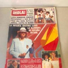 Coleccionismo de Revista Hola: ANTIGUA REVISTA HOLA. Lote 192144226