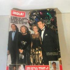 Coleccionismo de Revista Hola: ANTIGUA REVISTA HOLA. Lote 192144340