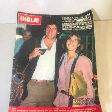 Coleccionismo de Revista Hola: ANTIGUA REVISTA HOLA. Lote 192144416