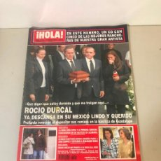 Coleccionismo de Revista Hola: ANTIGUA REVISTA HOLA. Lote 192144755