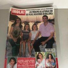 Coleccionismo de Revista Hola: ANTIGUA REVISTA HOLA. Lote 192162145