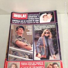 Coleccionismo de Revista Hola: ANTIGUA REVISTA HOLA. Lote 192162301