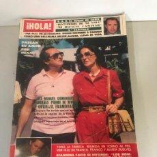 Coleccionismo de Revista Hola: ANTIGUA REVISTA HOLA. Lote 192162872