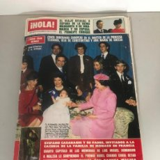 Coleccionismo de Revista Hola: ANTIGUA REVISTA HOLA. Lote 192163175