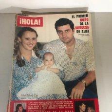 Coleccionismo de Revista Hola: ANTIGUA REVISTA HOLA. Lote 192163402