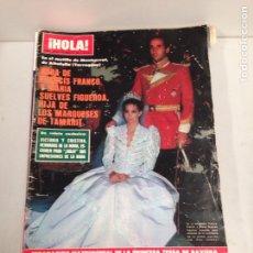 Colecionismo da Revista Hola: ANTIGUA REVISTA HOLA. Lote 192163456