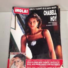 Coleccionismo de Revista Hola: ANTIGUA REVISTA HOLA. Lote 192163608