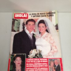 Collectionnisme de Magazine Hola: ANTIGUA REVISTA HOLA. Lote 192165530