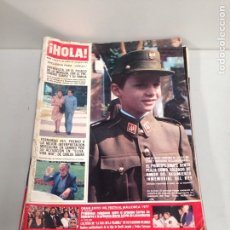 Coleccionismo de Revista Hola: ANTIGUA REVISTA HOLA. Lote 192165791