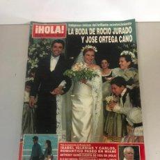 Coleccionismo de Revista Hola: ANTIGUA REVISTA HOLA. Lote 192177186