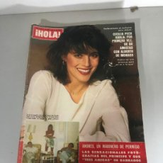 Coleccionismo de Revista Hola: ANTIGUA REVISTA HOLA. Lote 192178397