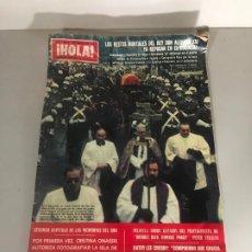 Coleccionismo de Revista Hola: ANTIGUA REVISTA HOLA. Lote 192178701