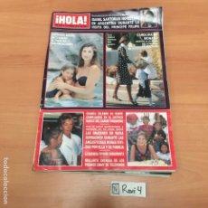 Coleccionismo de Revista Hola: ANTIGUA REVISTA HOLA. Lote 192183156