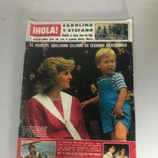Coleccionismo de Revista Hola: ANTIGUA REVISTA HOLA. Lote 192183842